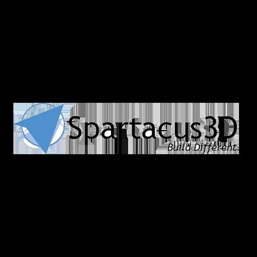 Partenaire de l'ESTACA Formula Team : Spartacus 3D