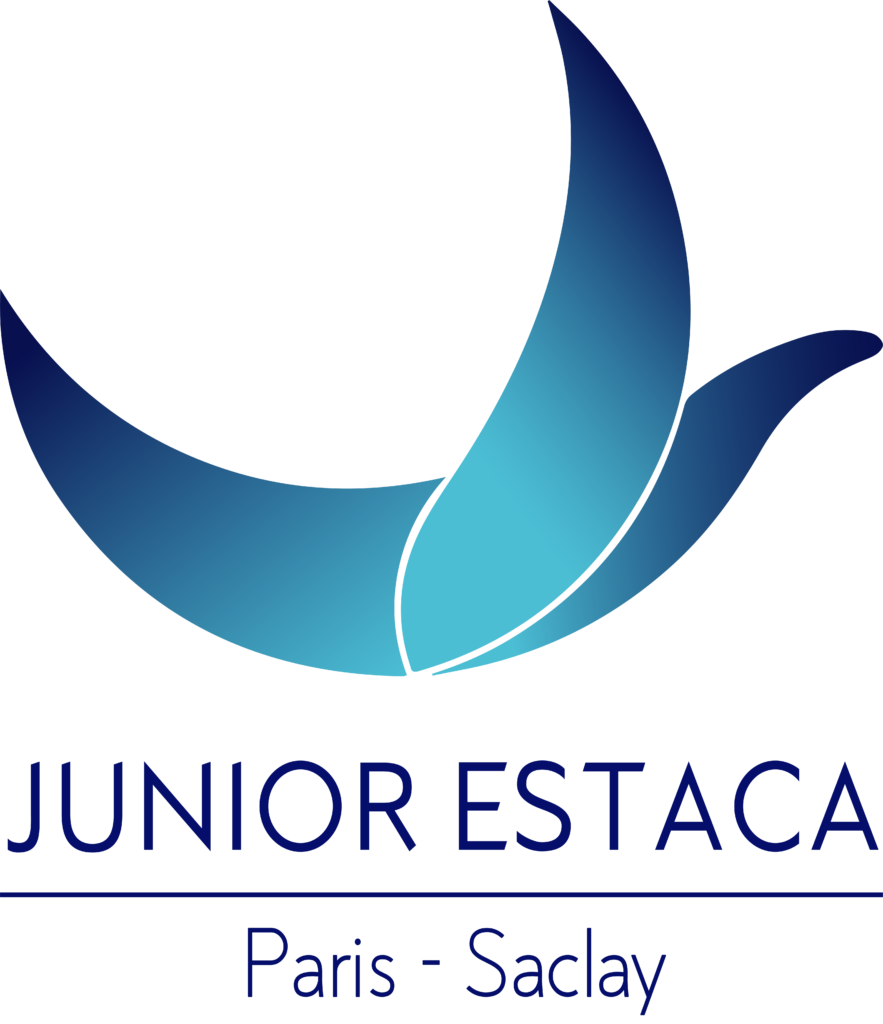 Logo de Junior ESTACA Paris Saclay, partenaire de l'ESTACA Formula Team