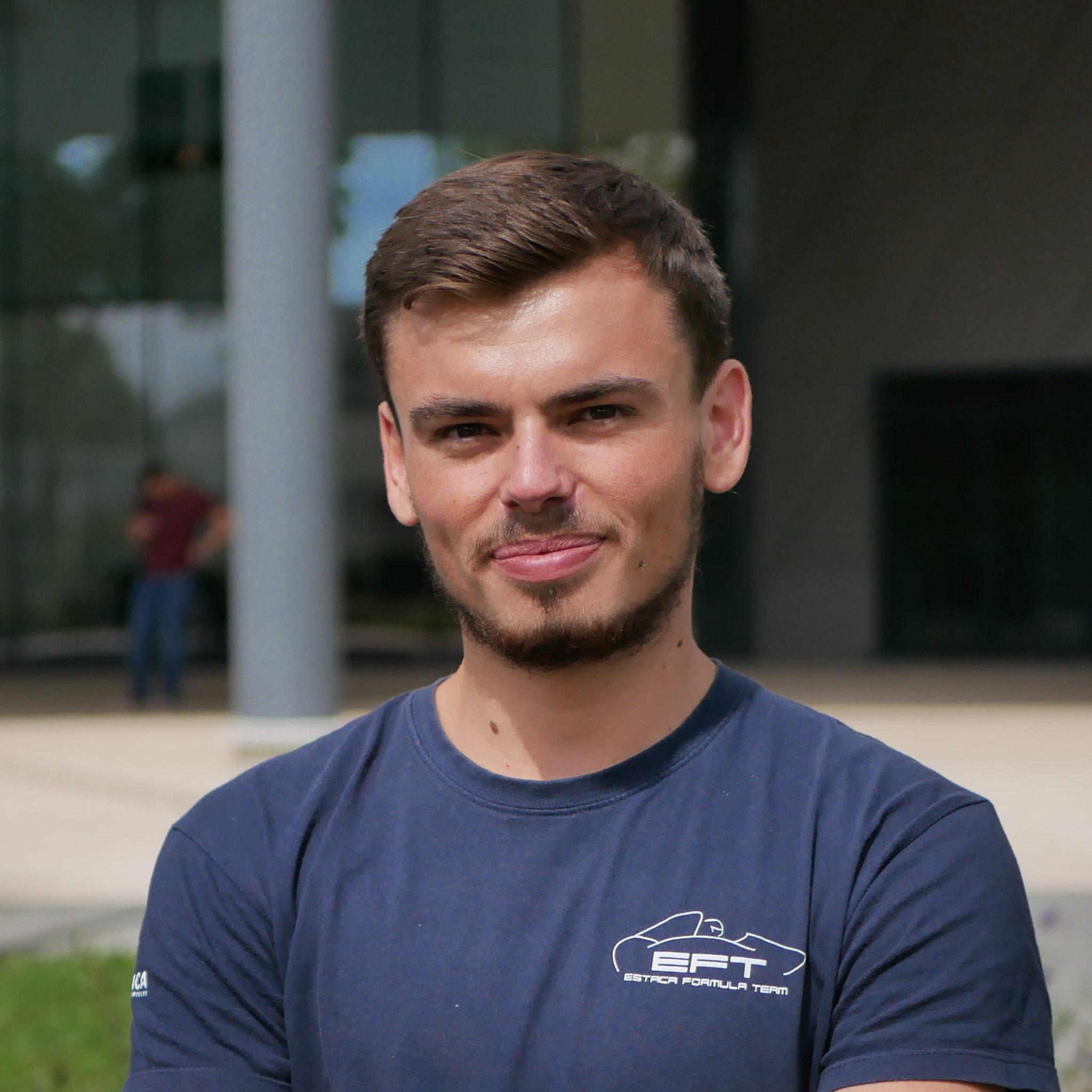 Thomas Boiron - Team member