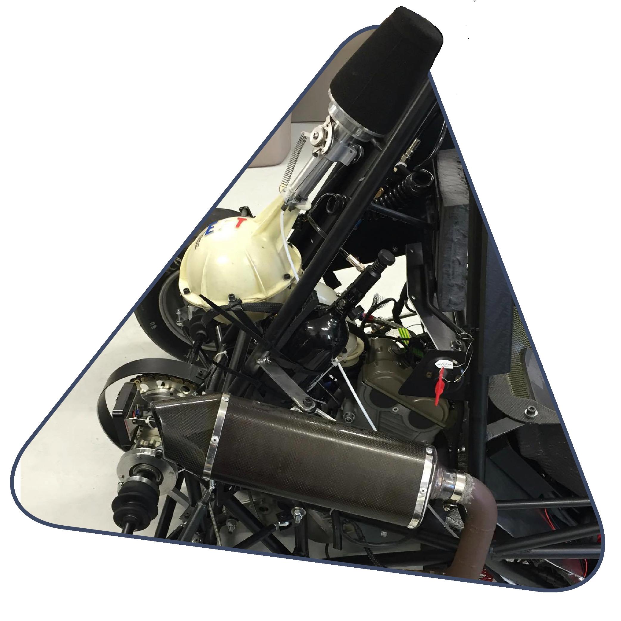 Groupe motopropulseur d'EC-02