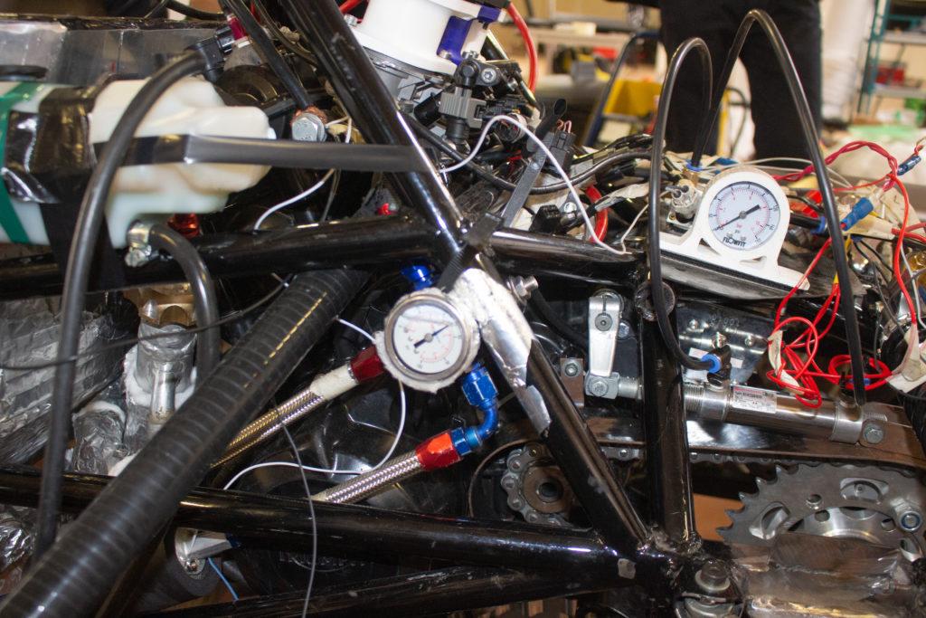 Manomètre de pression pompe EC-03