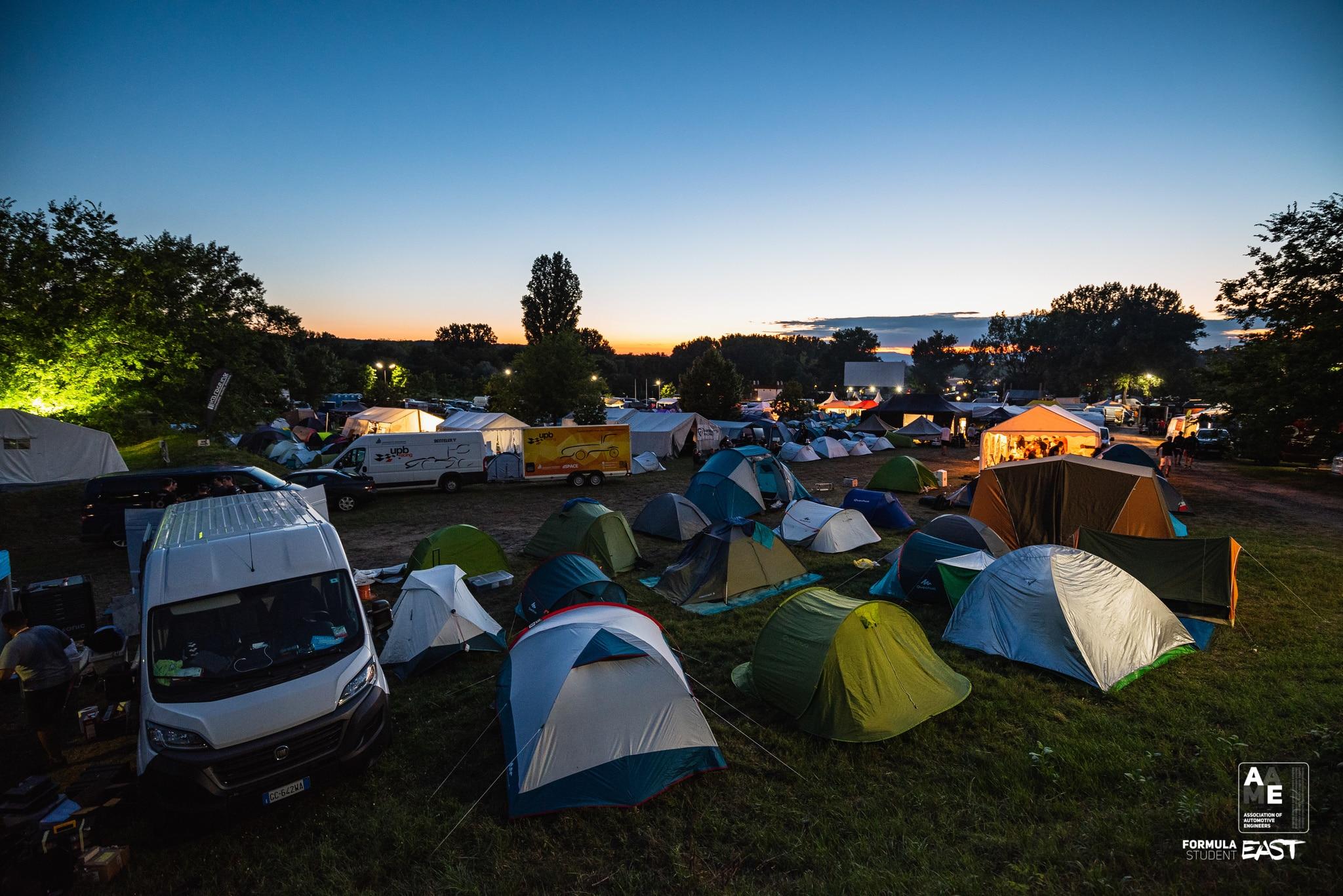 Image du camping de FSEast 2021